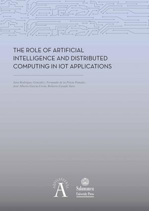 Cubierta para The role of Artificial Intelligence and Distributed computing in IoT applications