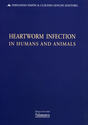 Cubierta para Heartworm Infection in Humans and Animals