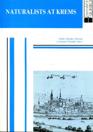 Cubierta para Naturalists at Krems. Papers from the Workshop on Natural Phonology and Natural Morphology. (Krems, 1-7 July 1988)