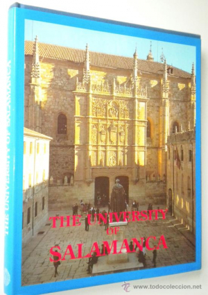 Cubierta para The University of Salamanca. Eight Centuries of Scholarship