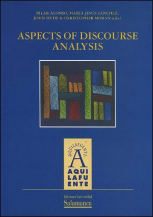 Cubierta para Aspects of Discourse Analysis