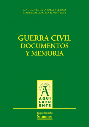 Cubierta para Guerra Civil. Documentos y memoria