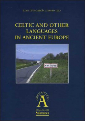 Cubierta para Celtic and Other Languages in Ancient Europe
