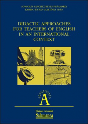 Cubierta para Didactic Approaches for Teachers of English in an International Context