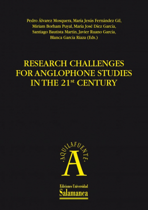 Cubierta para Researh Challenges for Anglophone Studies in the 21st Century