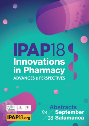 Cubierta para Innovation in Pharmacy: Advances and Perspectives. September 2018