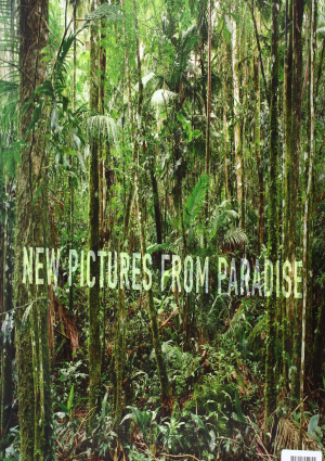 Cubierta para New Pictures from Paradise