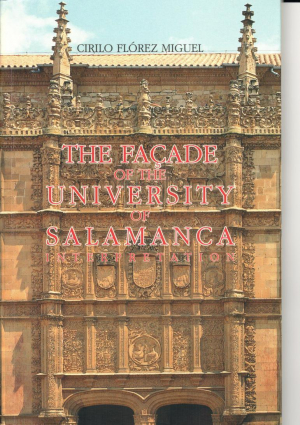 Cubierta para The Façade of the University of Salamanca. Interpretation